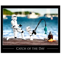 Catch of the Day Print