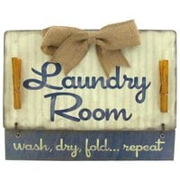 Laundry Room Plaque | Hobby Lobby | 740225