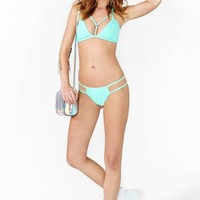 Hot Wire Bikini - Mint