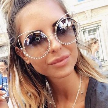 Cosalynn Detailed Sunglasses