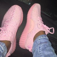 DCCK3 Adidas Women Yeezy Boost Running Sports Shoes Sneakers
