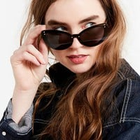 Overlay Cat-Eye Sunglasses | Urban Outfitters