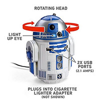 Star Wars R2-D2 USB Car Charger