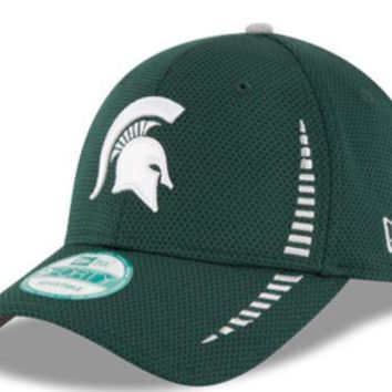 DCCKG8Q NCAA Michigan State Spartans Speed 9Forty Adjustable Hat