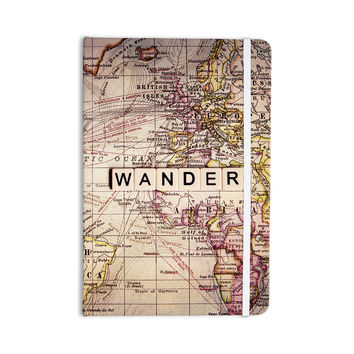 "Sylvia Cook ""Wander"" Everything Notebook"