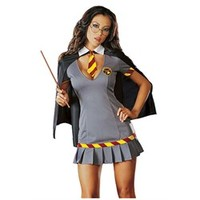 Sexy Wizard Costume - Women's Sexy Harry Potter Costumes