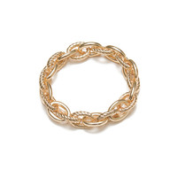 Textured Links Bracelet