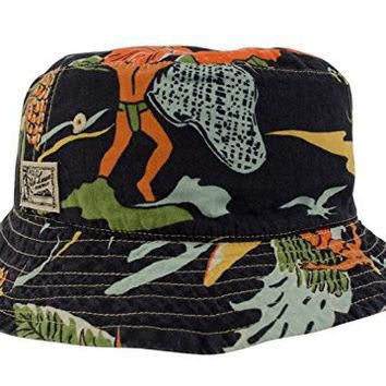Polo Ralph Lauren Men's Reversible Solid-Hawaiian Bucket Hat-SH-SM