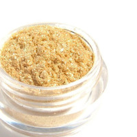 Eye Shadow Mineral Makeup - Gold Dust - Vegan Eyeshadow Sample