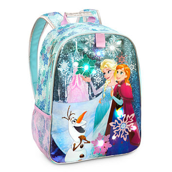 Frozen Light-Up Backpack - Regular