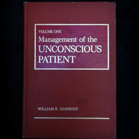Volume One Management of the Unconscious Patient by William R. Darmody, M.D. (Hardcover 1976)