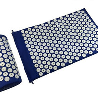 Pillow Mat Relieve Stress Pain Relief