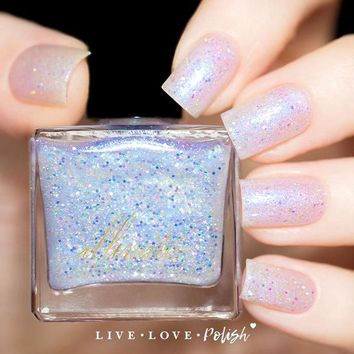 illimité White Night Nail Polish (Winter Nights Trio)