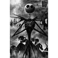 Nightmare Before Christmas - Domestic Poster