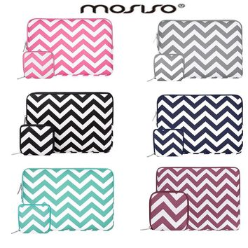 Mosiso Laptop Sleeve Bag Notebook Handbag Case for MacBook Air Pro 13 13.3 inch Asus Acer HP Chromebook