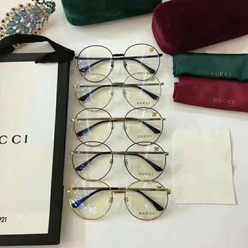 GUCCI Rounded Spectacles