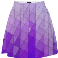 Ode to Purple skirt created by duckyb | Print All Over Me