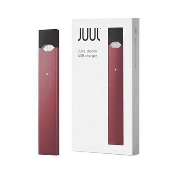 JUUL Basic Kit (Maroon) Limited Edition