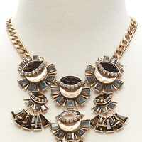 Spice Focal Necklace