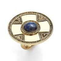 House of Harlow 1960 'Dorelia Coin' Cocktail Ring | Nordstrom