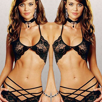 Hot Sale Underwear Beach Bra Set [7222481859]