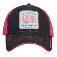 """Simply Southern """"Happy Camper"""" Hat"""