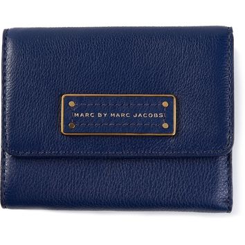 Marc By Marc Jacobs 'Too Hot To Handle' Billfold Walletplaque