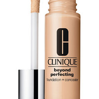 Clinique Beyond Perfecting Foundation + Concealer, 1 oz | macys.com