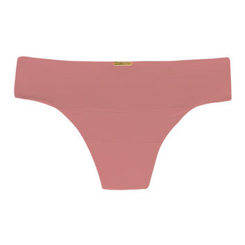 LE ROMANTIQUE Mauve Sport Brief Patch Bottom