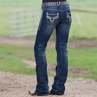 Silver Mine Jeans by Rock and Roll Cowgirl