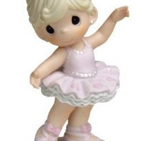 "Precious Moments ""You Sparkle With Grace and Charm"" Figurine"