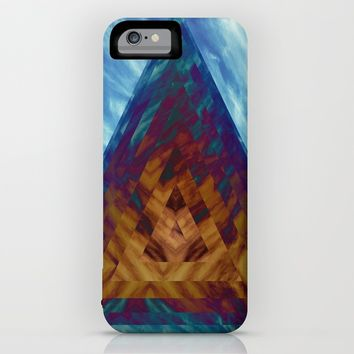 Tri-Skies iPhone & iPod Case by DuckyB (Brandi)