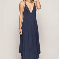 Ankle Length Maxi Dress