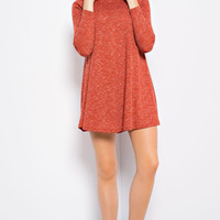 Clementine Knit Shift Dress