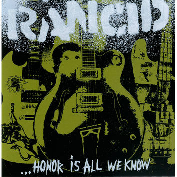 Rancid - Sticker