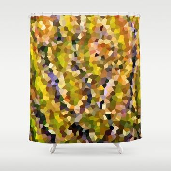 Harvest Love Shower Curtain by wtfineart