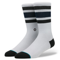 Stance Boyd 3 Socks In White