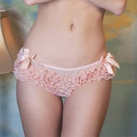 Playful Promises: Frill Brief
