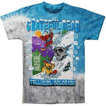 3dd36f2416a Grateful Dead Men s Bear Mountain Tie Dye T-shirt Multi