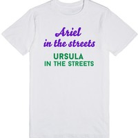 ariel in the streets ursula in the sheets