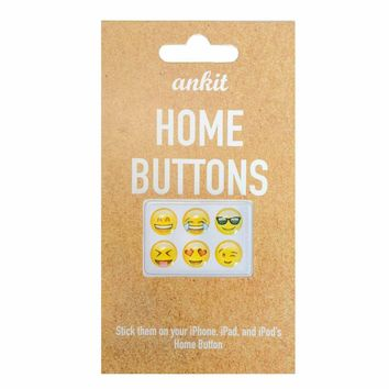 Emoji Home Button Set