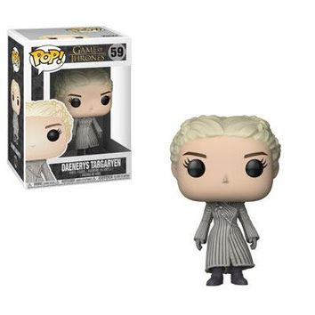 Daenerys Targaryen White Coat Funko Pop! Game of Thrones
