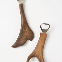 Horned Beauty Bottle Opener