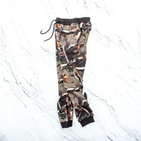 10 Deep Wxrldwide Sweatpants - Hunting Camo