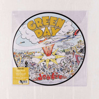 Green Day - Dookie Limited Picture Disc LP | Urban Outfitters