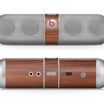 The Smooth-Grained Wooden Plank Skin for the Beats by Dre Pill Bluetooth Speaker
