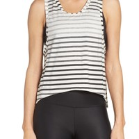 Beyond Yoga Bring It Ombré Muscle Tee | Nordstrom
