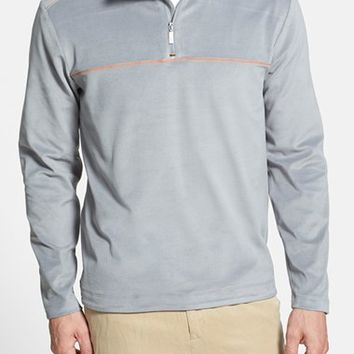 Men's Tommy Bahama 'Softwear MVP' Island Modern Fit Half Zip Jacket