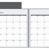 July 2014 - June 2015 Enterprise Weekly/monthly Planner 8.5 X 11