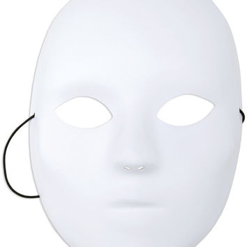 """mask-it form 8-1/2""""-narrow-white Case of 5"""
